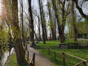 Il Parco delle Fonti del Clitunno