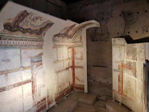 L'Aula Isiaca sul Palatino