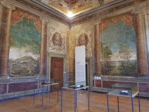 La Sala dei paesaggi, Palazzo Barberini